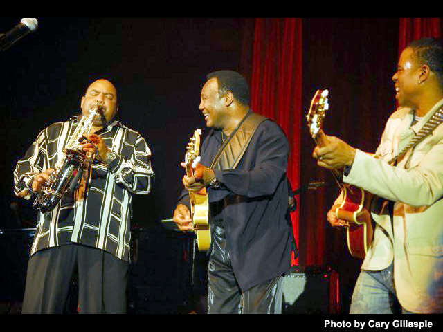 Gerald Albright's Photo Gallery Gerald Albright, Jazz Musician 4