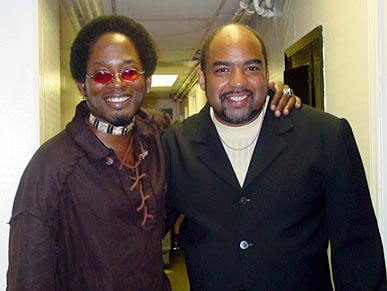 Gerald Albright's Photo Gallery Gerald Albright, Jazz Musician 18