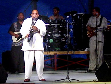 Gerald Albright's Photo Gallery Gerald Albright, Jazz Musician 19