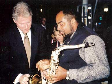 Gerald Albright's Photo Gallery Gerald Albright, Jazz Musician 15