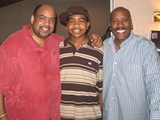 Gerald Albright's Photo Gallery Gerald Albright, Jazz Musician 21