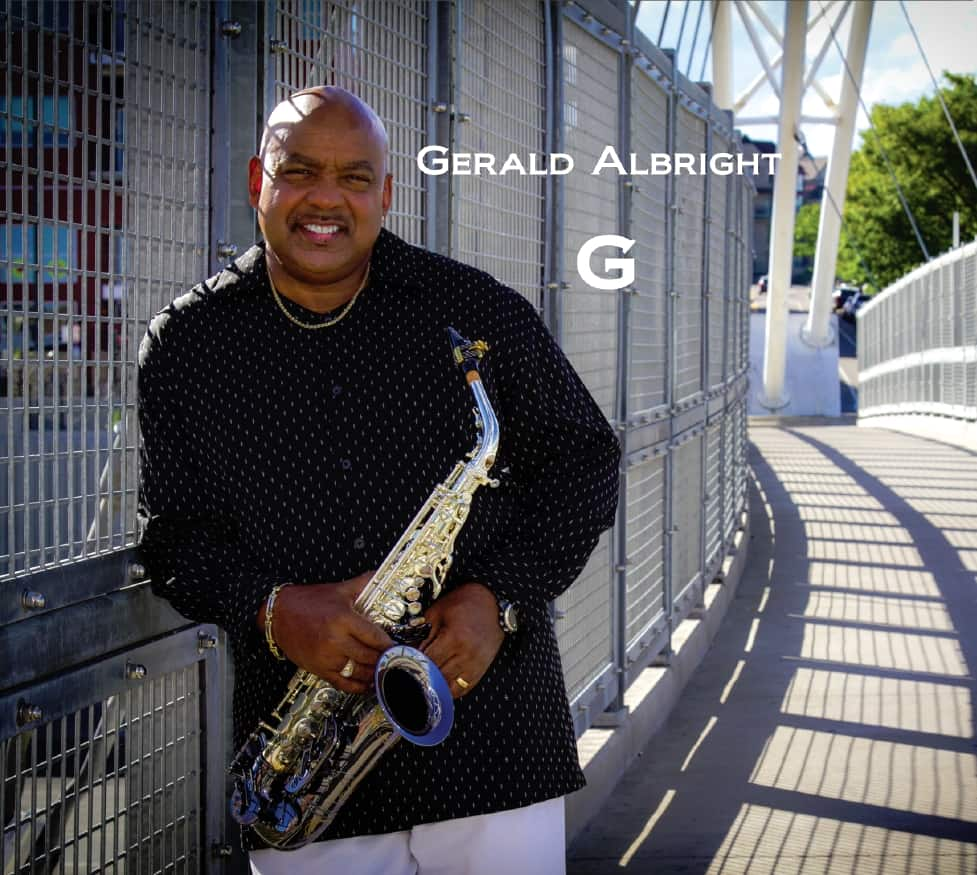 Press Gerald Albright, Jazz Musician 13