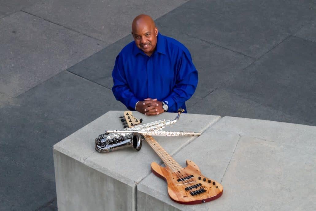 Media - Gerald Albright, Jazz Musician