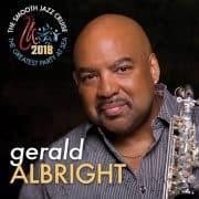 SAT - SAT 3/10/18 - 3/17/18 Fort Lauderdale, FL Gerald Albright, Jazz Musician